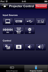 iProjection-Setup-Remote